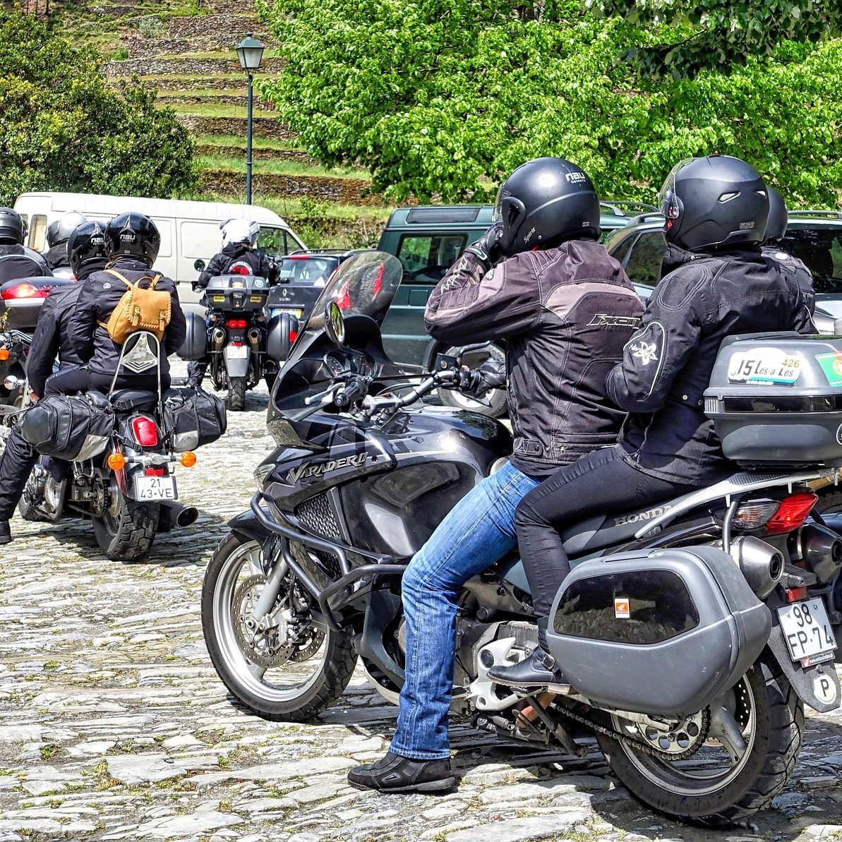 MOTORCYCLE TOUR AMONG PECULIARITIES OF THE SUDETS... obrazek